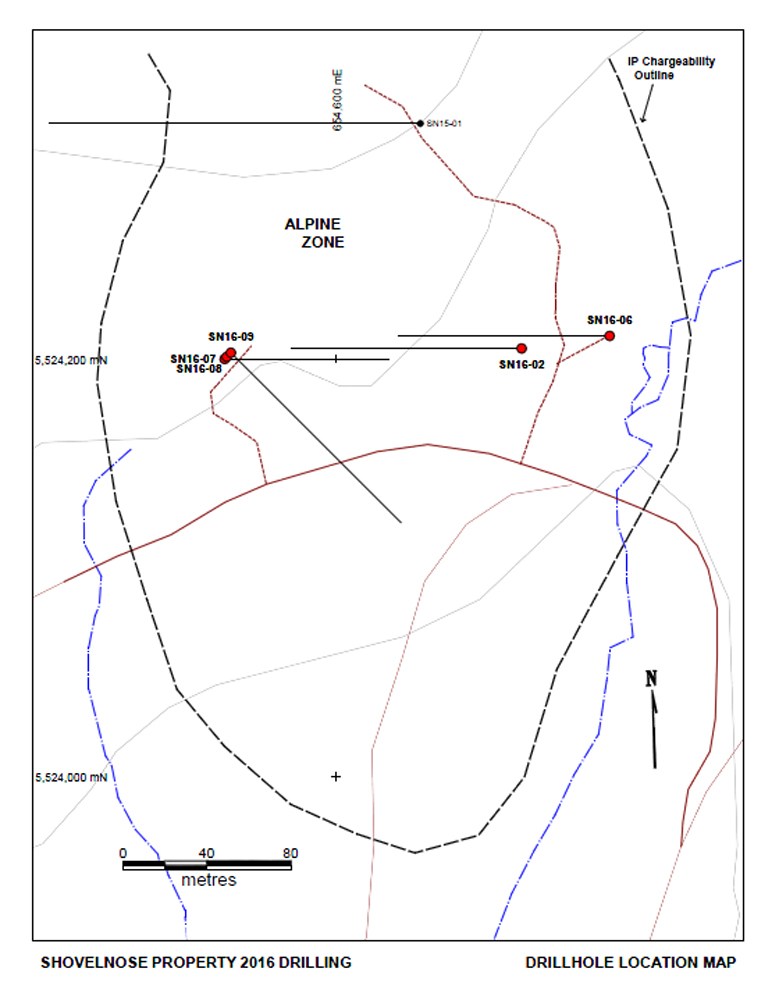 Alpine Zone Drill Plan